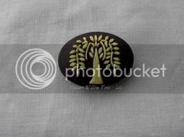 Folkart Willow Tree