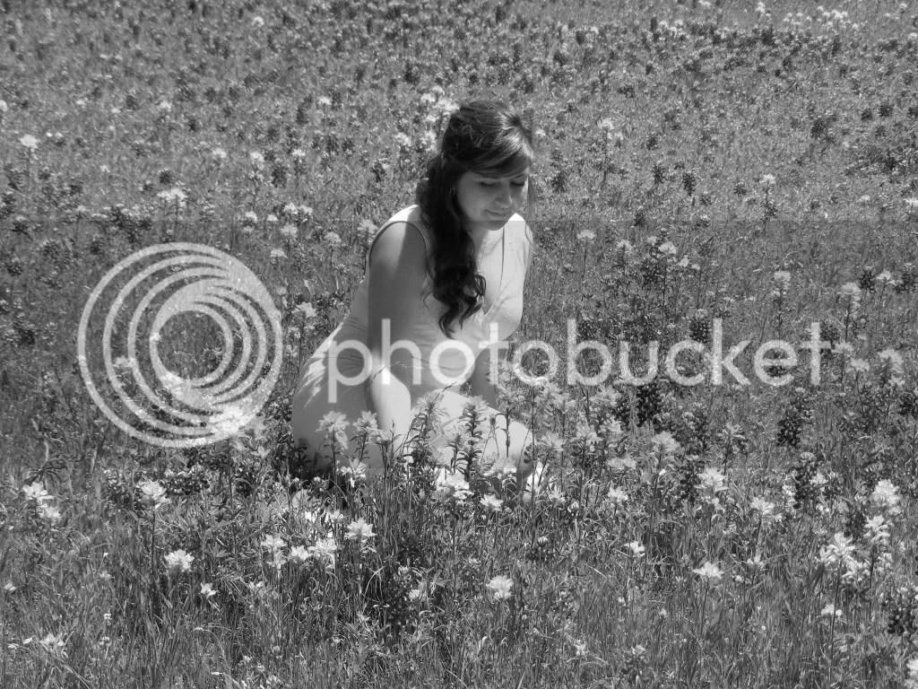 girl in field photo: Angel in a Field DSCF1959.jpg