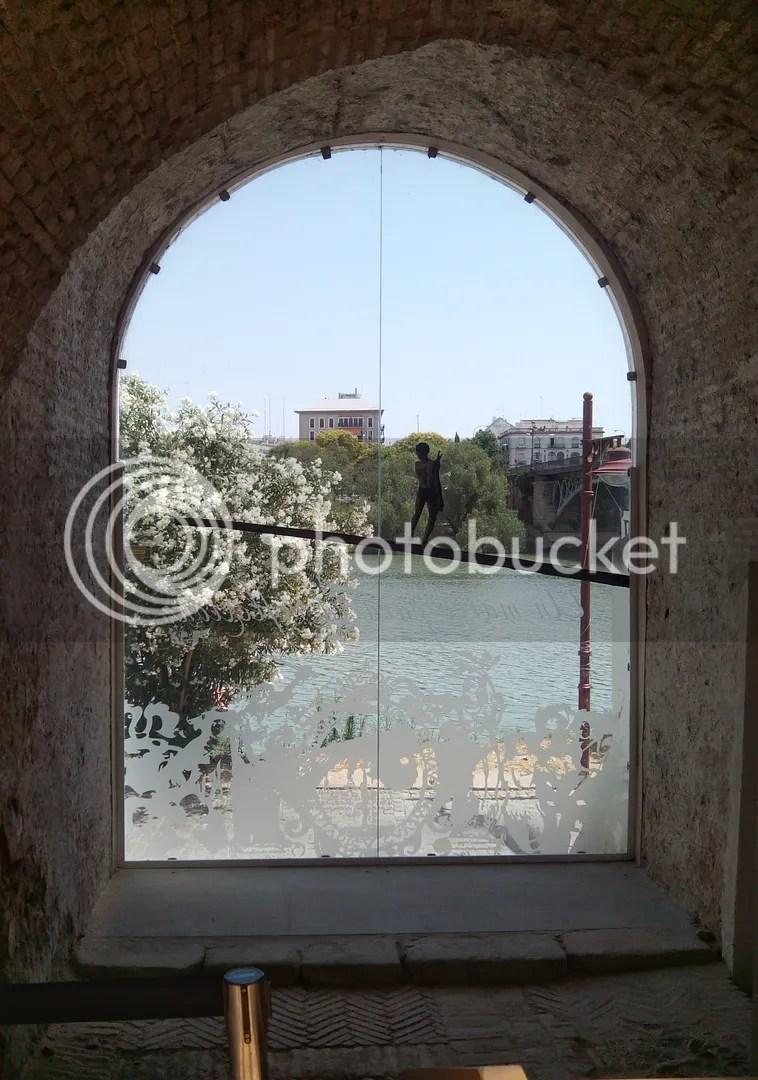 Castillo de San Jorge Inquisicón Triana Sevilla