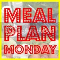 This Week's Meal Plan!