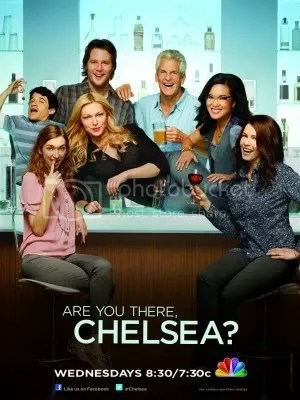 "Are You There, Chelsea?Status: New SeriesGenre: ComedyRate: 8.5/10Original Airing: 11 Januaryt 2012 - presentRegion: USALanguage: EnglishSubtitle: EnglishSeason 1(Ongoing)Synopsis:""Are You There Vodka? It's Me, Chelsea"" is based on the book and comedian/talk show host Chelsea Handler. This show follows the adventures of Chelsea (Laura Prepon), a twenty-something woman who doesn't let anything stand in her way of succeeding in her life. With her friends, who know that it is Chelsea's way or else, Mark (Jo Koy) and Shoniqua (Angel Laketa Moore) are there to add support for their friend. However, Todd (Mark Povinelli) doesn't take Chelsea's attitude and keeps her mannerisms to a minimum.Chelsea Handler, herself, makes a reoccurring appearance as Chelsea's sister, Sloan, a woman who is married and has a new baby. She and Chelsea share a commonality together, that is vodka. ""Are You There Vodka? It's me Chelsea"" follows the life of a wonderful woman with a story to tell. Created by Chelsea, this show dives into the famous woman's life and takes the viewers on a journey of who she is and how she has lived her life."