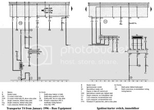 T4 25 TDI Engine Wiring Diagrams  VW T4 Forum  VW T5 Forum