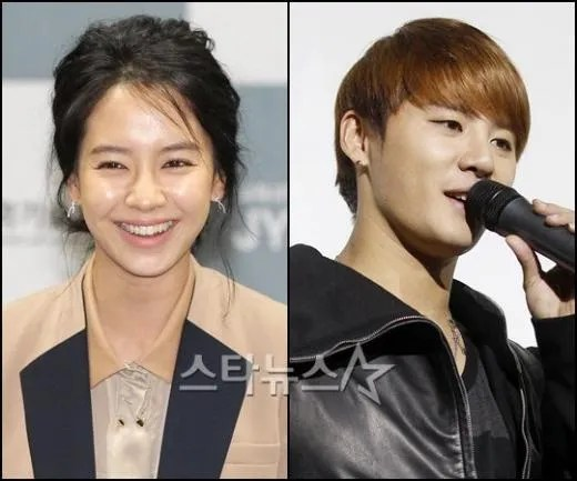Song Ji Hyo dating Jaejoong