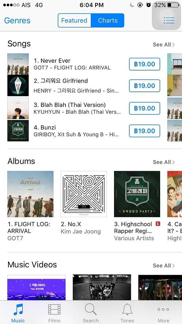 iTunes Album Charts - iTunes Chart