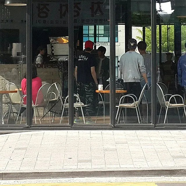 #coffeesmith#박유천#냄보소 존잘👍