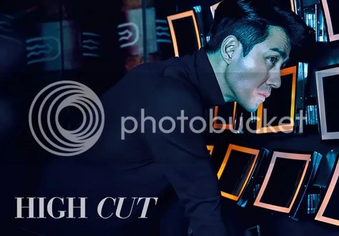 Cha Seung Won 2. High Cut octubre 2015