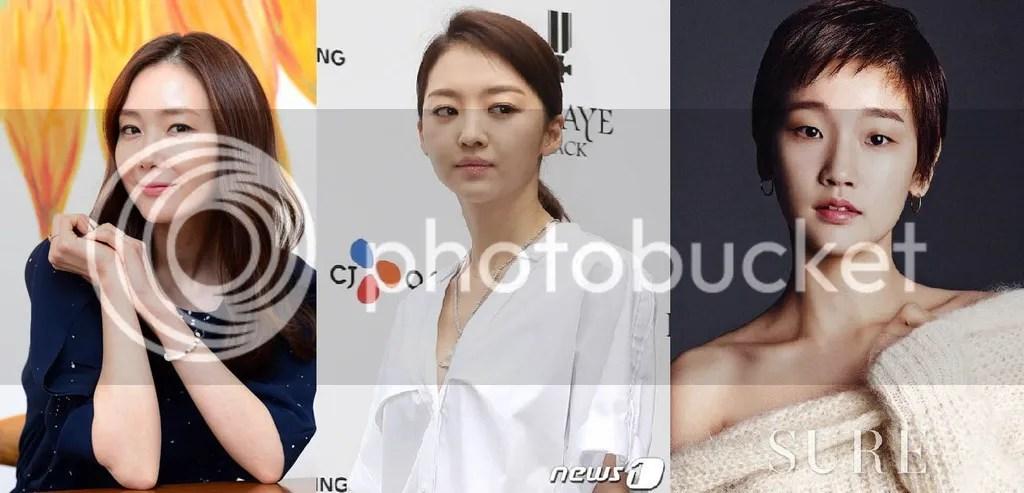 Choi Ji Woo, Jang Hee Bin y Park So Dam