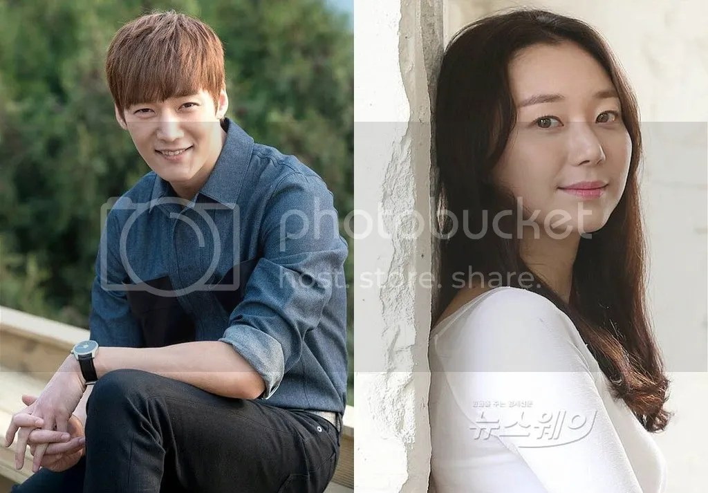 Choi Jin Hyuk y Lee Yoo Young 1