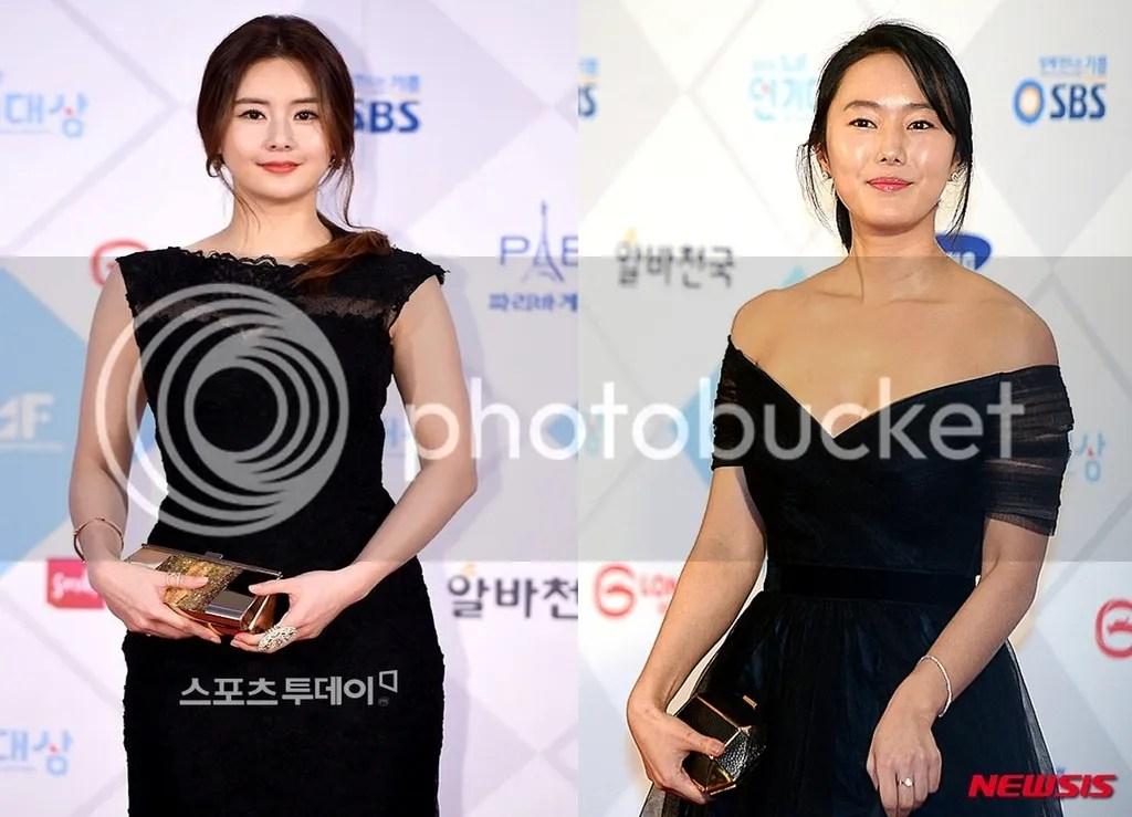Choi Jung Yoon y Yoon Jin Seo