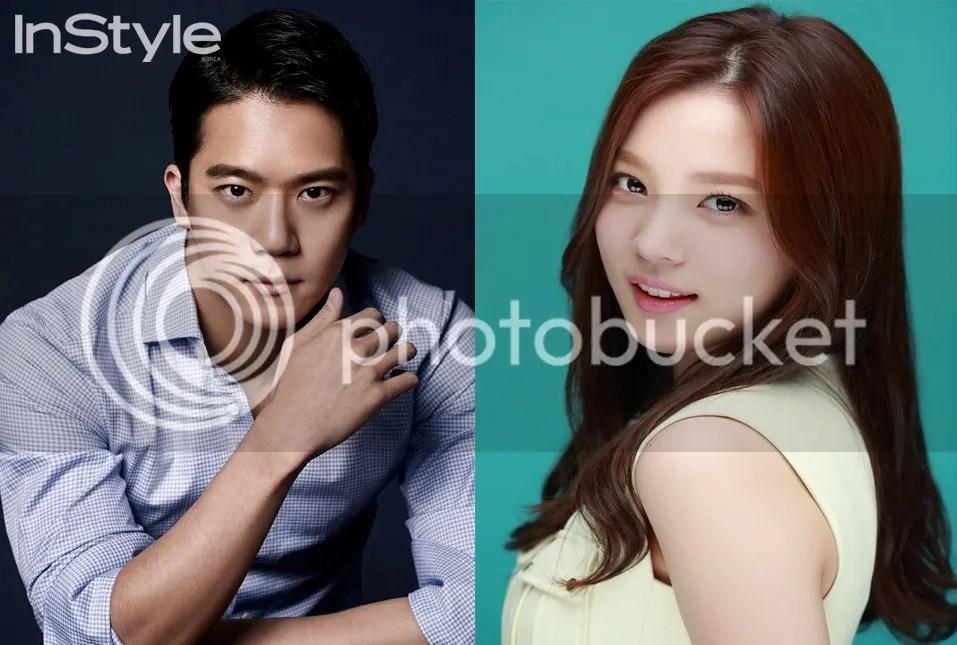 Ha Suk Jin y Yoon So Hee 1