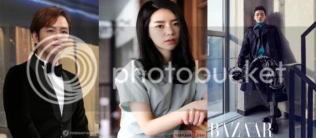 Jang Geun Seuk, Lim Ji Yeon y Yeo Jin Goo
