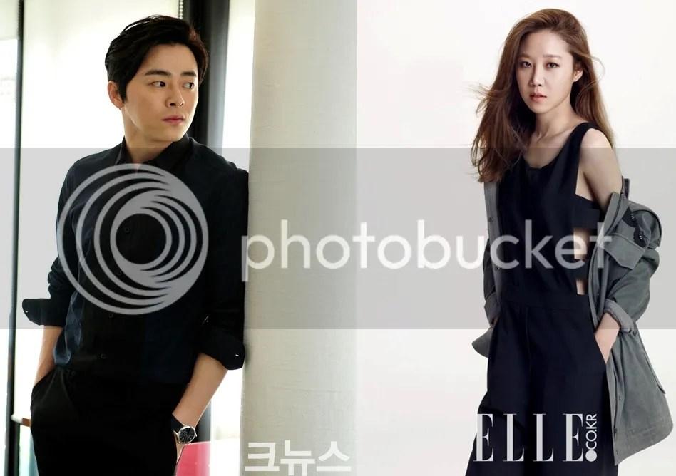 Jo Jung Suk y Gong Hyo Jin 1