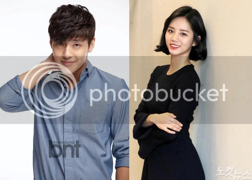 Kang Haneul y Hyeri 1
