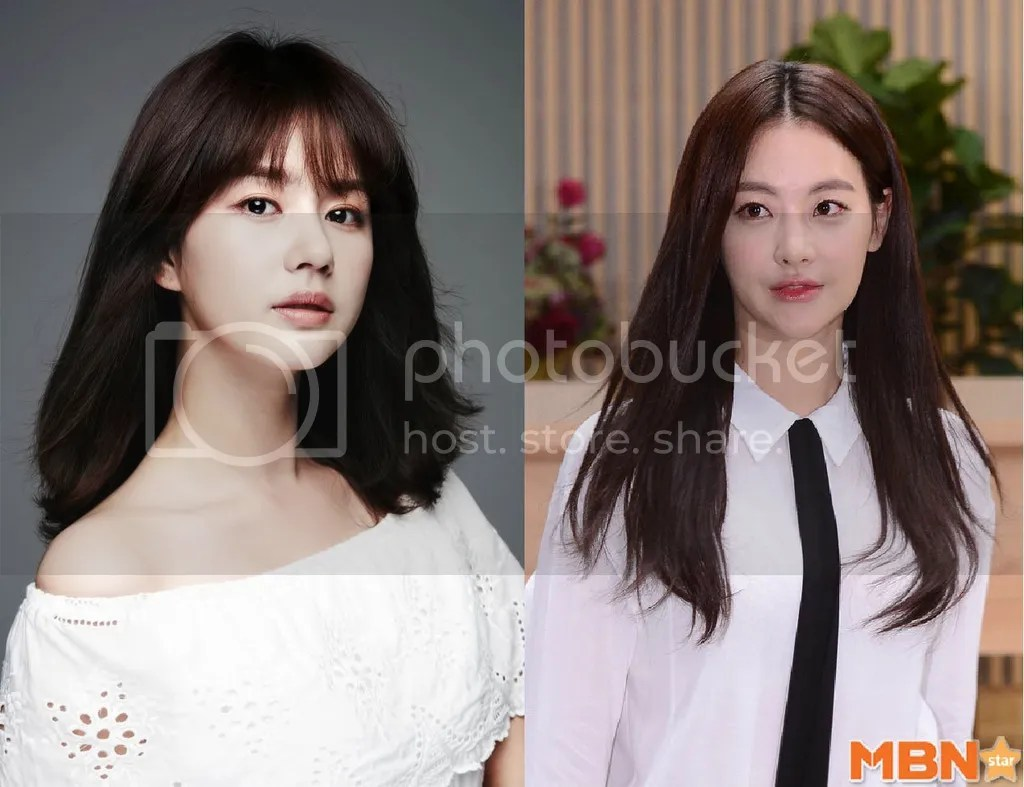 Kim Joo Hyun y Oh Yeon Seo 1