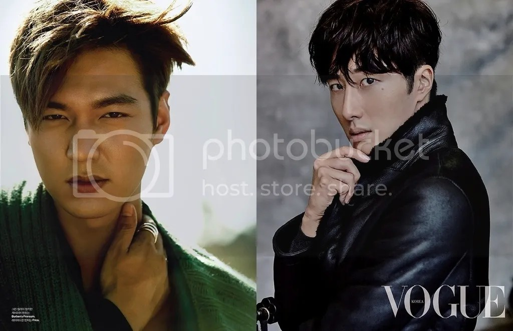 Lee Min Ho y Jung Il Woo 1