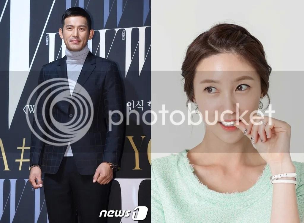 Oh Ji Ho y Lee Soo Kyung 1