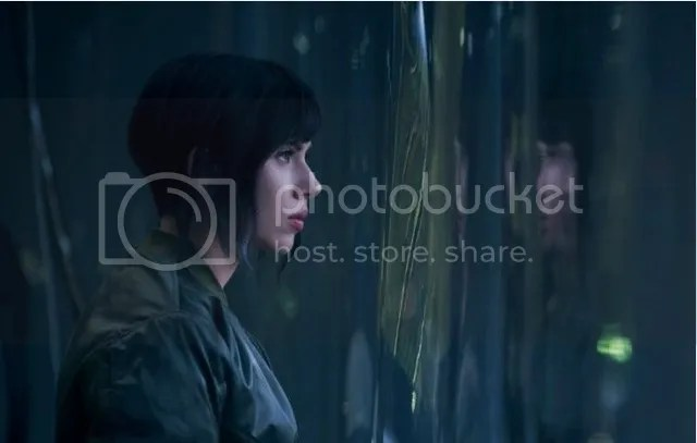 Scarlett Johansson-Ghost in the Shell