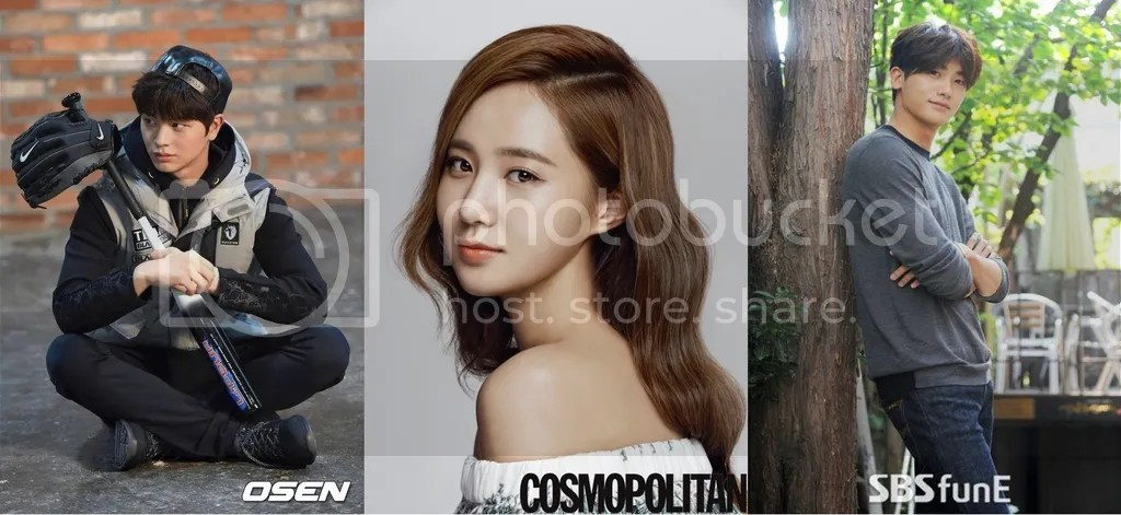 Sungjae, Yuri y Hyunsik