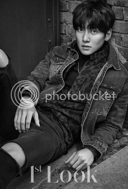 Ji Chang Wook para First Look 2017. 8