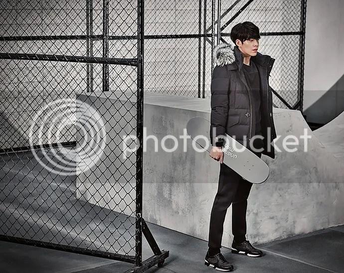 Kim Woo Bin 10 para SIEG, otoño/invierno 2015-2016