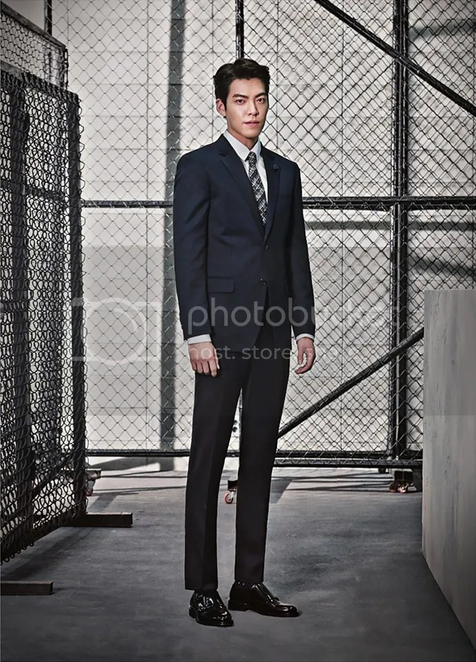 Kim Woo Bin 15, para SIEG, otoño/invierno 2015-2016