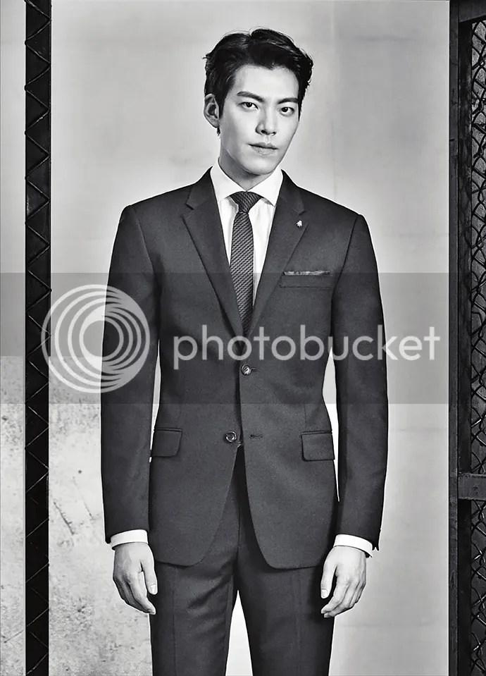 Kim Woo Bin 16, para SIEG, otoño/invierno 2015-2016