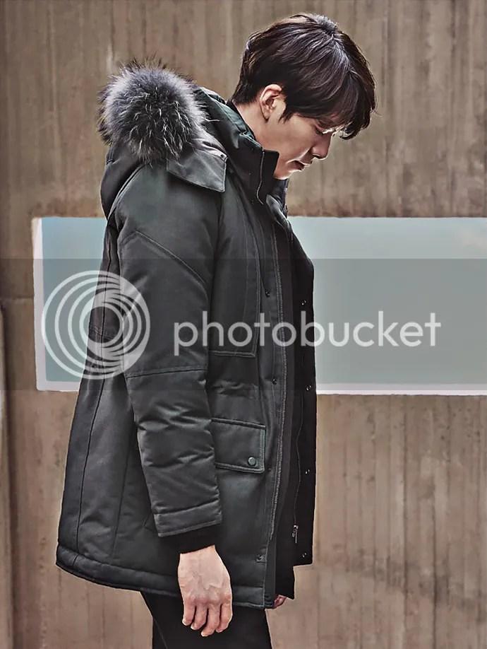 Kim Woo Bin 18 para SIEG, otoño/invierno 2015-2016