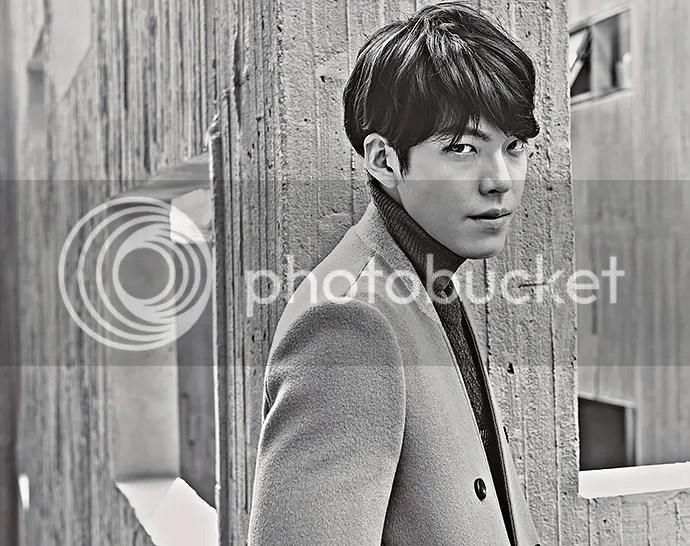 Kim Woo Bin 1 para SIEG, otño/invierno 2015-2016