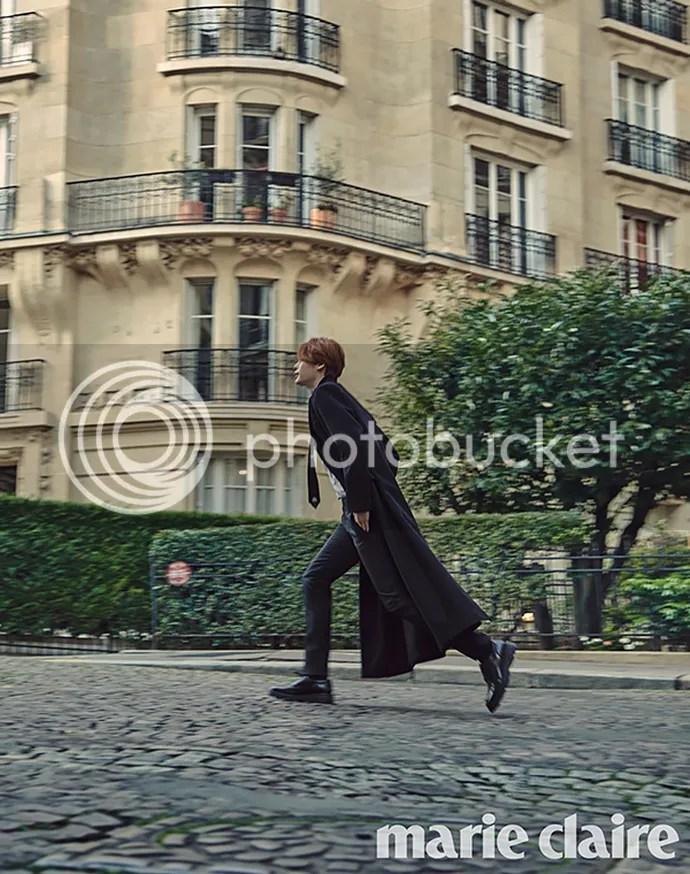 Lee Jong Suk para Marie Claire Corea, noviembre del 2015. 11