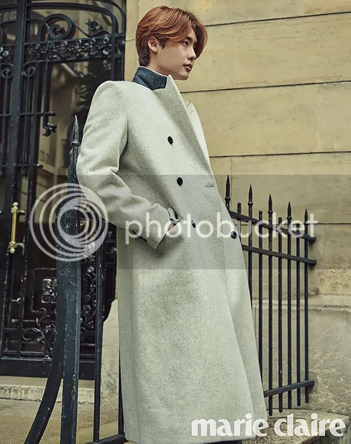 Lee Jong Suk para Marie Claire Corea, noviembre del 2015. 3