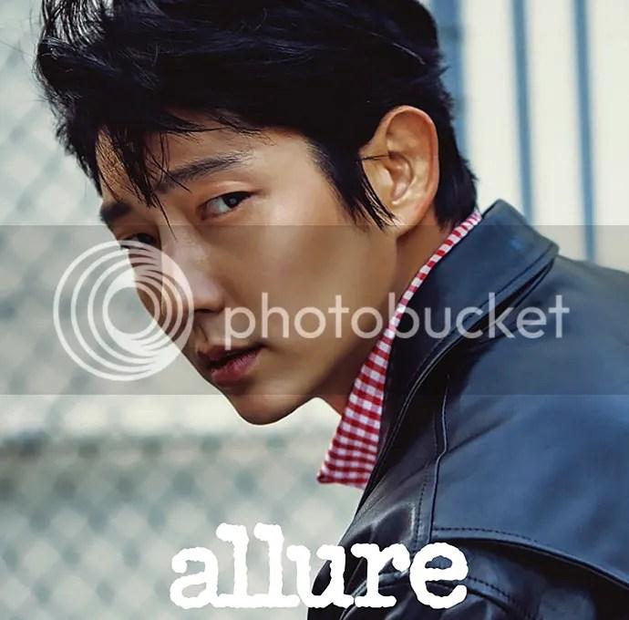 Lee Jun Ki para Elle Corea, marzo de 2016. 2