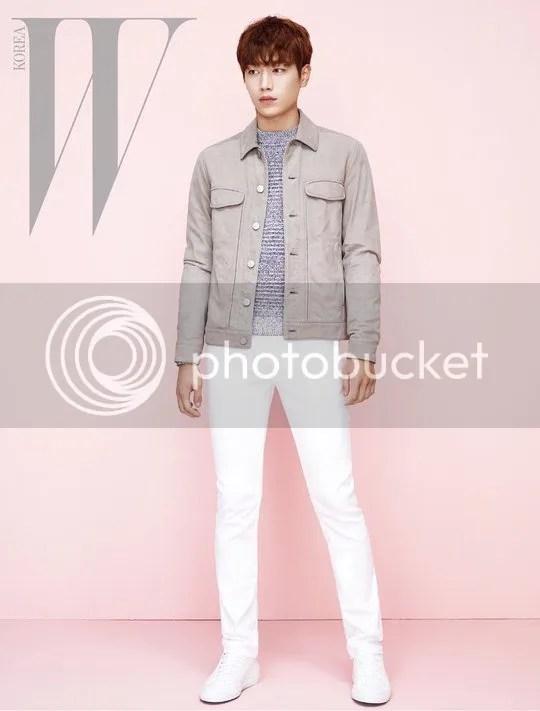 Seo Kang Joon para W Corea, abril 2016. 10