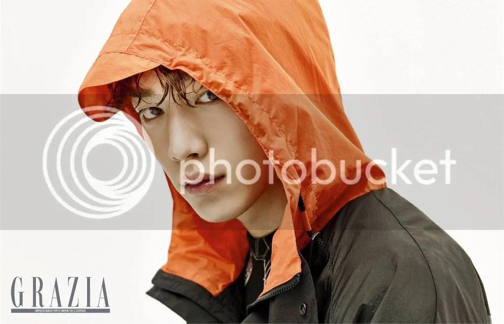 Seo Kang Joon para Grazia Corea. 3