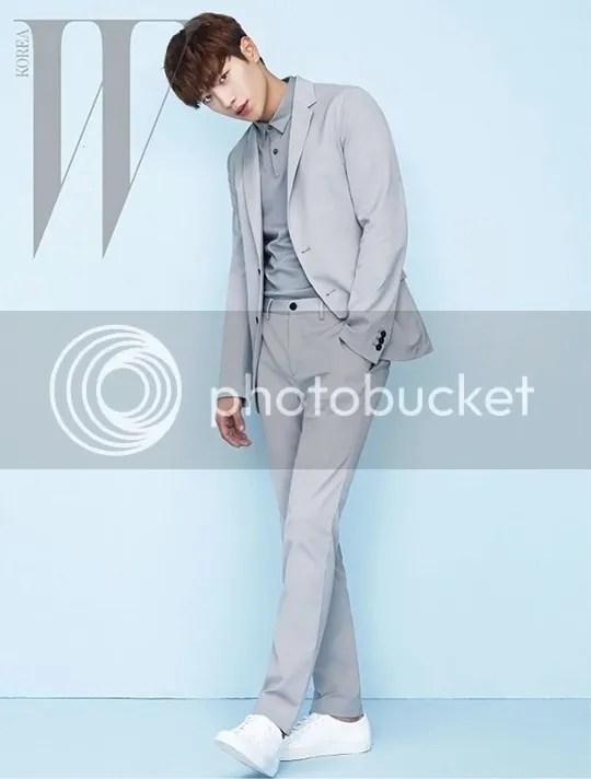 Seo Kang Joon para W Corea, abril 2016. 6