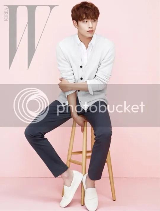 Seo Kang Joon para W Corea, abril 2016. 9