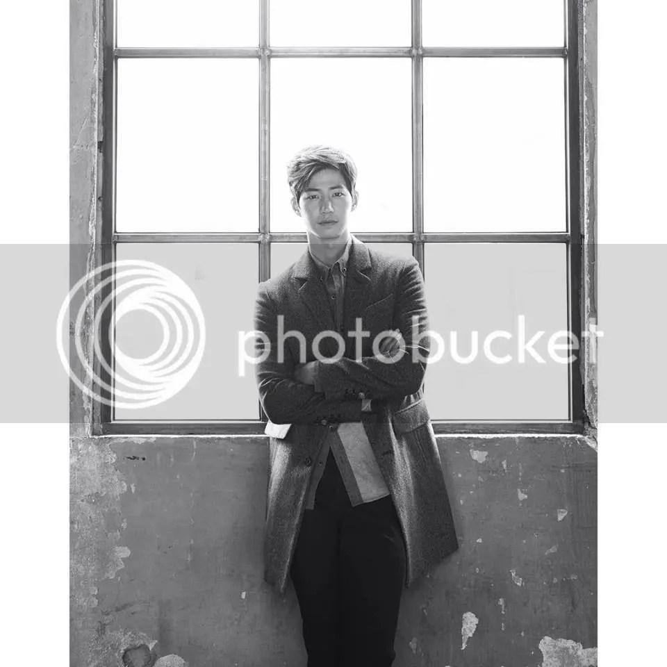 Song Jae Rim para us n them, otoño 2015. Bomba Soju (1)