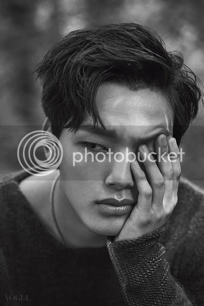 Yeo Jin Goo 10 para Vogue Corea (Bomba Soju)