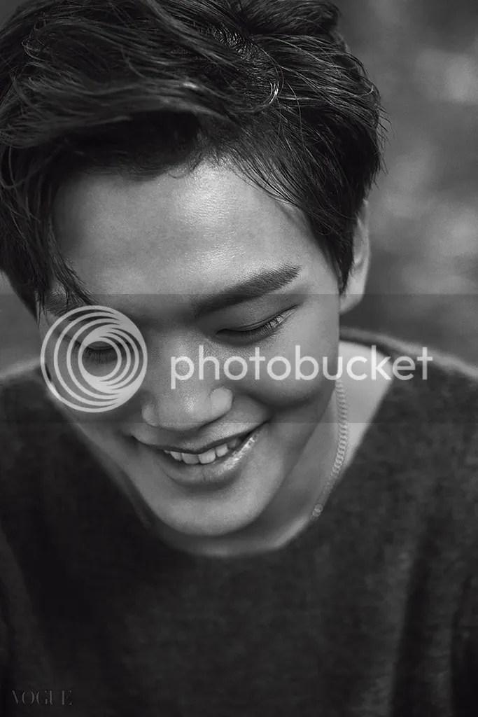 Yeo Jin Goo 9 para Vogue Corea (Bomba Soju)