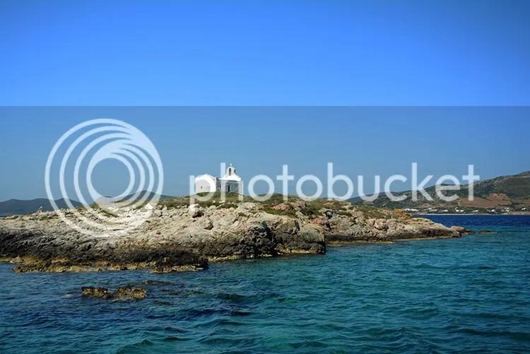 Antiparos Island church