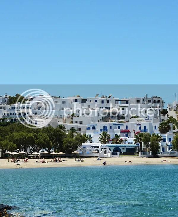 Piperi beach Paros