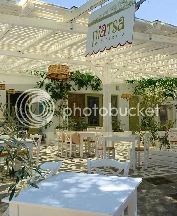 Restaurant Naoussa Paros