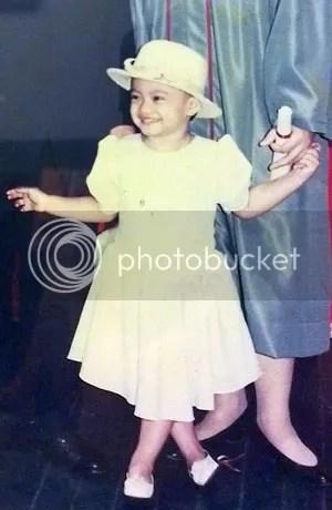 Angel at age 2
