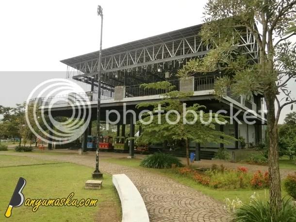 Aula Taman Kota Andhang Pangrenan