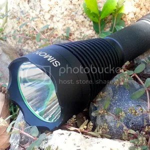 Simon Flashlight DU2