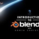 [Schoolism / Sonja Christoph] Introduction to Blender 2.9