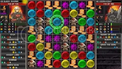 puzzle quest action screenshot