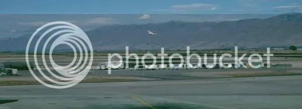 Flughafen Salt Lake City, UT