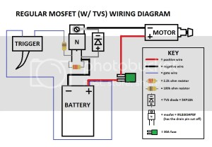 HomemadeRegularmosferwithTVSWiringDiagrampng Photo by