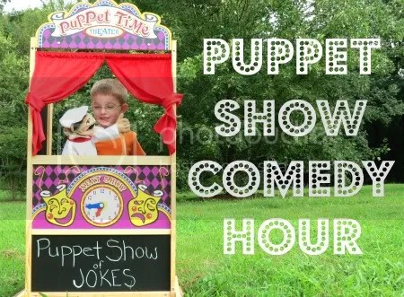 Puppet Show Comedy Hour