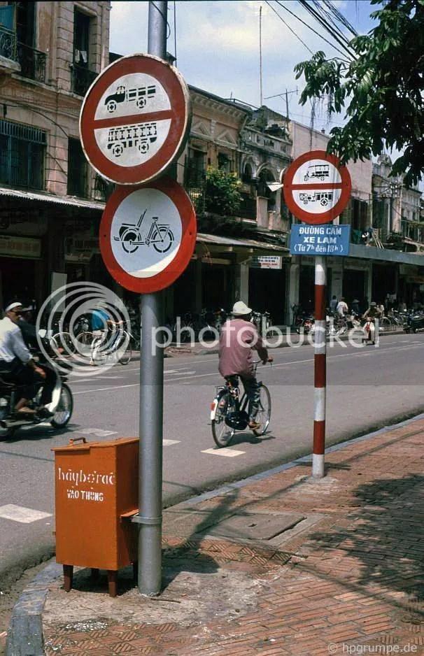 Hà Nội: Cấm dấu hiệu cho Cyclo